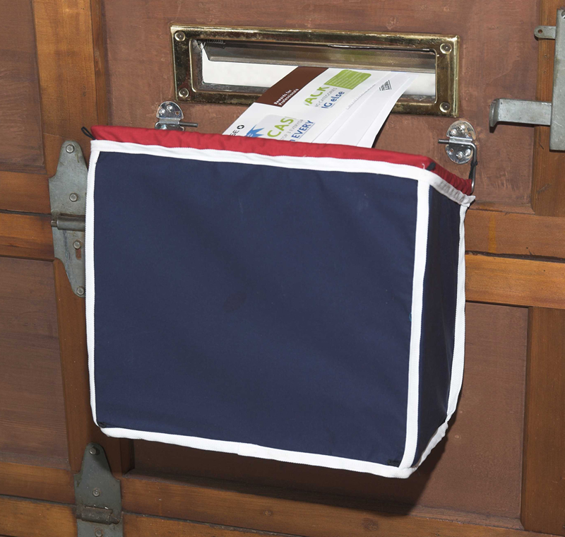 Genial Ideal For Your Garage Door Or Any Other Mail Slot! Our Mailbag Can Be  Easily Installed Within Minutes Onto Any Type Of Surface, Without The Need  For ...